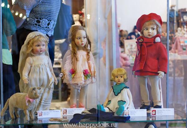 войлочные куклы