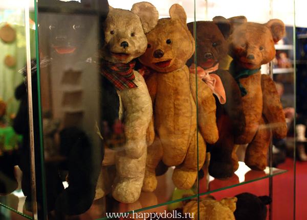 медведи из коллекции Сергея Романова